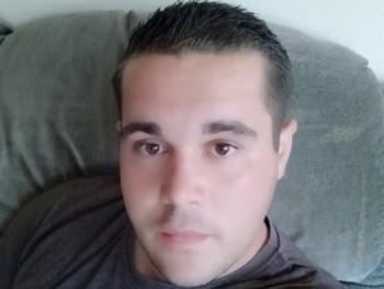 Babári Zoltán 29 éves társkereső profilképe