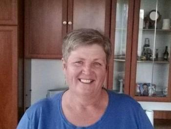 ibolya 55 63 éves társkereső profilképe