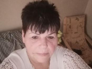 Éva63 57 éves társkereső profilképe