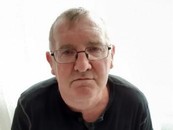 Josti 66 éves társkereső profilképe