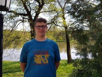 Blevike 17 éves társkereső profilképe