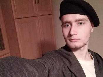 KristófGTR 23 éves társkereső profilképe