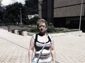 bojeva 57 éves társkereső profilképe