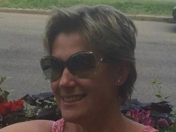 Bálint Erzsébet 50 éves társkereső profilképe