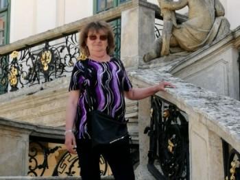 Marikka58 63 éves társkereső profilképe