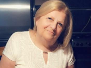 Ilona Pajkos 73 éves társkereső profilképe