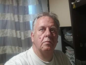 KGyőző 65 éves társkereső profilképe