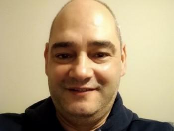 Csakisma 53 éves társkereső profilképe