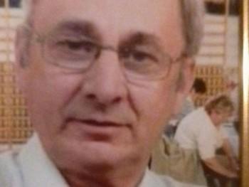 szmeti 67 éves társkereső profilképe