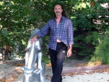BLEKWOLF 40 éves társkereső profilképe