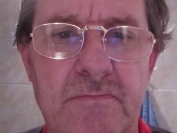 fekete 0903 59 éves társkereső profilképe