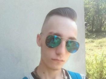 Adrián2001 20 éves társkereső profilképe
