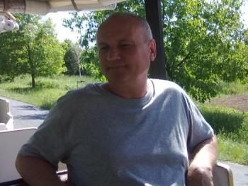 velőistván 61 éves társkereső profilképe