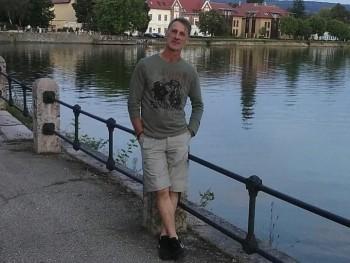 Gázi 54 éves társkereső profilképe