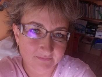 Krisztike71 48 éves társkereső profilképe