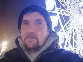 Dávid Sándor 48 éves társkereső profilképe