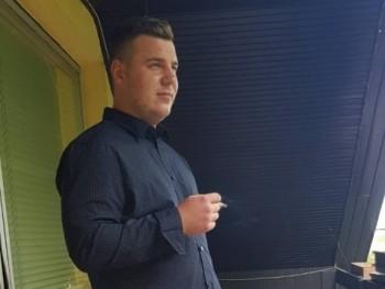 Mandroz 23 éves társkereső profilképe
