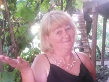 Kókuszreszelék 62 éves társkereső profilképe