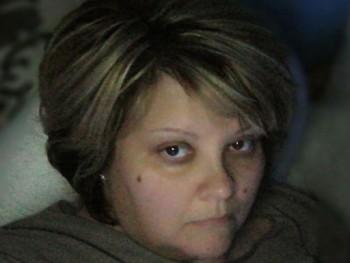 Mónika Szilvia 45 éves társkereső profilképe