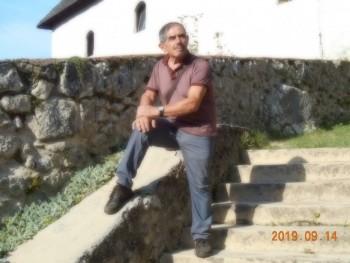 SirTom 58 éves társkereső profilképe