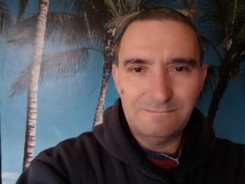 MANO62 57 éves társkereső profilképe