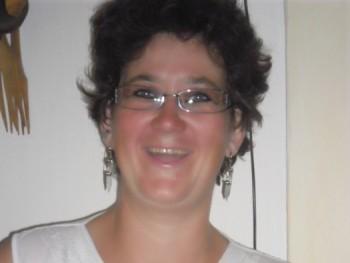 Gabriella45 45 éves társkereső profilképe