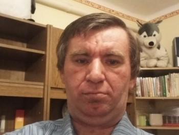 csupasziv 51 éves társkereső profilképe