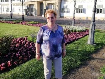 Mária57 64 éves társkereső profilképe