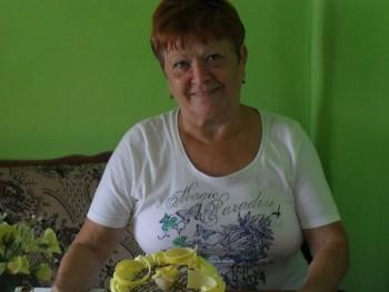 Mary-Mary-Mary 68 éves társkereső profilképe