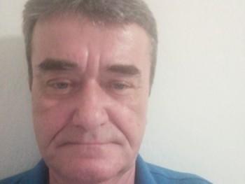 coci 58 éves társkereső profilképe