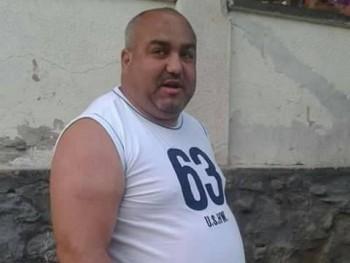 Rácz Gergely 42 éves társkereső profilképe