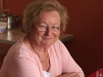 picurka 75 éves társkereső profilképe
