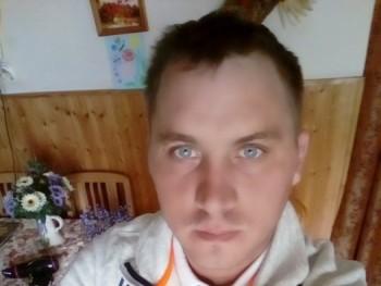 Csabesz85 35 éves társkereső profilképe