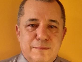 kenyércipó 62 éves társkereső profilképe
