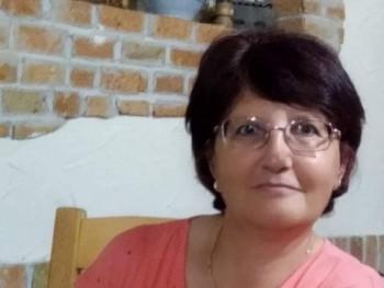 Marika16 58 éves társkereső profilképe