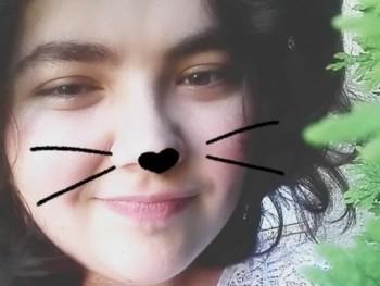kKate 19 éves társkereső profilképe