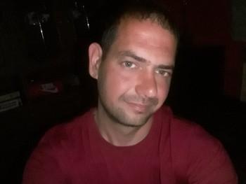 lászló Balázs 38 éves társkereső profilképe