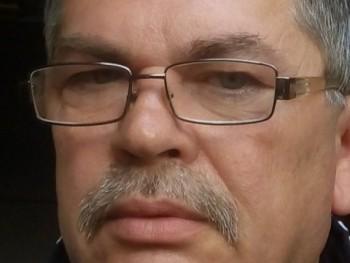 Paul 67 53 éves társkereső profilképe