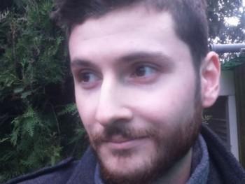 Tomey1117 30 éves társkereső profilképe