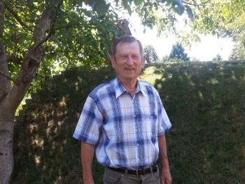 Lecso 78 éves társkereső profilképe