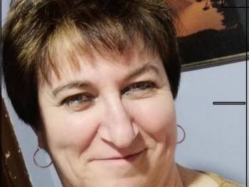 marcsi0909 54 éves társkereső profilképe