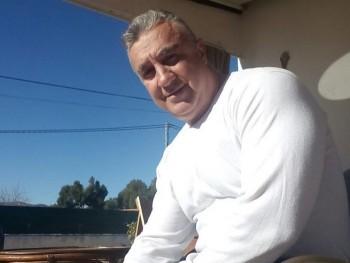 urbes 60 éves társkereső profilképe