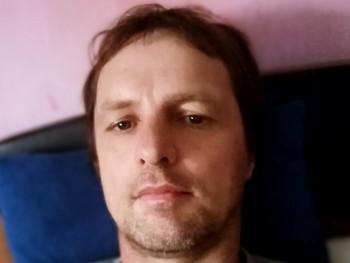 Gladiuus 45 éves társkereső profilképe