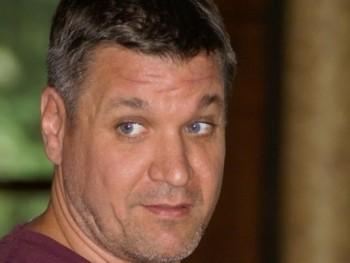 Fekete Dávid 42 éves társkereső profilképe
