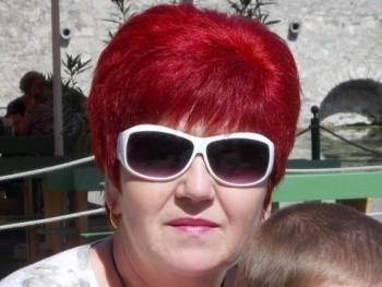 szuzan 60 éves társkereső profilképe