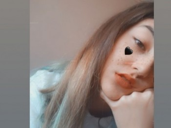 Rebeka Vadász 16 éves társkereső profilképe