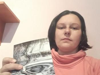 Gina185 34 éves társkereső profilképe