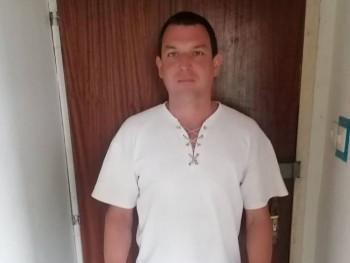 Árpád79 40 éves társkereső profilképe