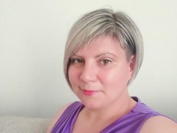 Nika82 39 éves társkereső profilképe