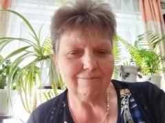 Marcsika60 - 60 éves társkereső fotója